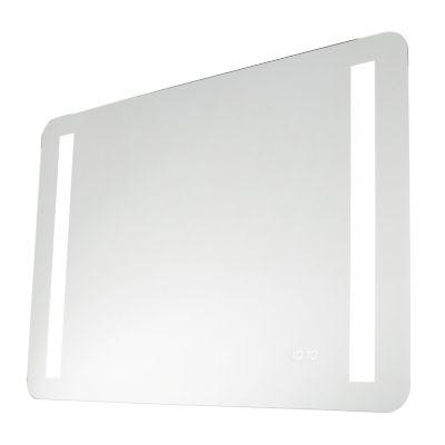 Miroir LED Berrow high-tech 80 x 60 cm