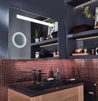 Miroir LED Coppet High-tech 80 x 60 cm
