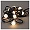 Guirlande LED Blooma Barnaby blanc chaud 10m