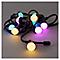 Guirlande LED BLOOMA Barnaby pastel 10m