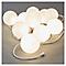 Guirlande LED BLOOMA Castlegar blanc chaud 10 x 0,22W