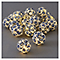 Guirlande solaire LED Blooma Estevan motifs 5m