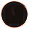Balise solaire à piquer LED cuivre H.28 cm