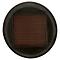 Balise solaire à piquer LED noir H.60 cm