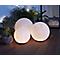 Boule lumineuse BLOOMA Vancouver lumière blanche Ø40 cm