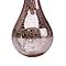 Lanterne solaire LED Ampoule rose
