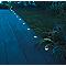 10 spots à encastrer Blooma Coldstrip chrome