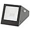 Spot solaire à encastrer LED BLOOMA Plevna noir 1W