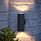 Applique LED Blooma Candiac Up & Down anthracite