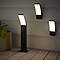 Applique LED Blooma Gambell anthracite