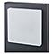 Borne LED BLOOMA Lutak noir H.40 cm