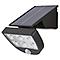 Projecteur à détection solaire LED BLOOMA Summerside noir