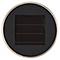 Balise solaire à piquer LED Mosaïque bleu H.36 cm