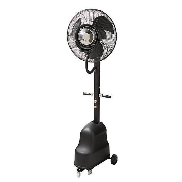 Ventilateur Brumisateur Exterieur Blyss O50 Cm 180w Castorama