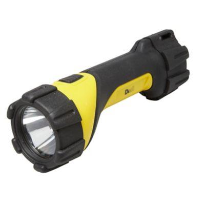 Lampe Torche Caoutchoutée Usage Intensif Diall 80 Lumens Castorama