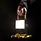 Projecteur de chantier portable LED sur support DIALL 10W