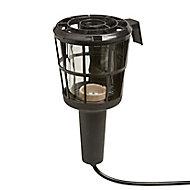 Lampe d'inspection en plastique E27 60W