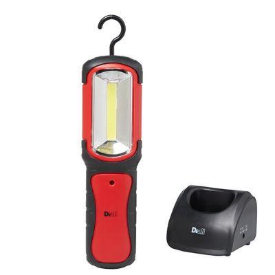 Lampe D Inspection Led Rechargeable Avec Socle Diall Castorama