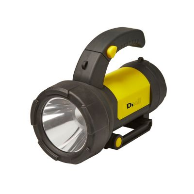 Projecteur rechargeable LED Diall 190 lumens, 3W