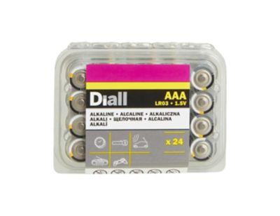Pile Au Lithium Diall Cr2430 Castorama