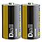 2 piles alcaline D - LR20 DIALL