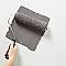 Fibre de verre gros chevron à peindre Diall 152g/m² L.25 m (Vendu au rouleau)
