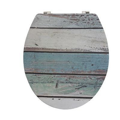 Abattant WC décor bois COOKE & LEWIS Nosara