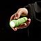 Petite torche LED caoutchoutée verte Diall 29 lumens