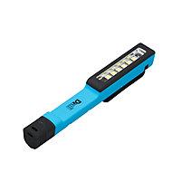 Micro lampe d'inspection à LED bleue Diall 120 lumens