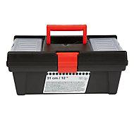 Boîte à outils en plastique 32 cm