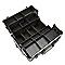 Servante sur trolley MAC ALLISTER aluminium 3en1
