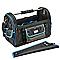 Panier à outils textile avec rabat MAC ALLISTER 50 cm