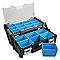 Boîte de rangement cantilever MAC ALLISTER 18 compartiments