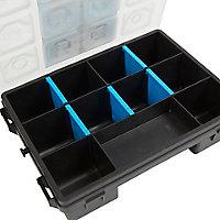 Boîte de rangement Mac Allister 11 compartiments réglables
