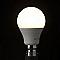 Ampoule LED B22 10,5W=75W blanc chaud