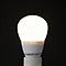 3 ampoules sphérique E14 3,2W=25W blanc chaud