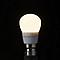 Ampoule LED sphérique B22 3,2W=25W blanc chaud
