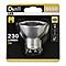 Ampoule LED réflecteur GU10 Spot 2,7W=35W blanc chaud