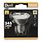 Ampoule LED réflecteur GU10 Spot 4,7W=50W blanc chaud