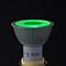 Ampoule LED VEEZIO GU10 spot 3,2W RGB +télécommande