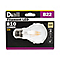 Ampoule filament LED B22 6W=60W blanc chaud