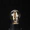 Ampoule filament LED sphérique E27 2,1W=25W blanc chaud