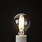 Ampoule filament LED sphérique E14 4W=40W blanc chaud