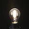 3 ampoules halogène E27 77W=100W blanc chaud