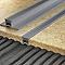 Profile mouvement PVC Gris 10 mm
