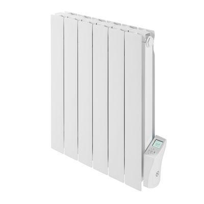 Radiateur électrique à Inertie Sèche Blyss Zumba 1500w Castorama