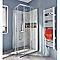 Sèche-serviettes électrique Blyss Inari 600W