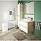 Radiateur sèche-serviettes électrique soufflant BLYSS Tana 1600W