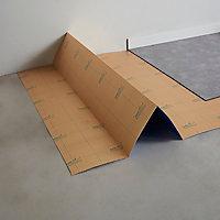Sous-couche LVT Diall, Ep. 1mm, 14,75 m²