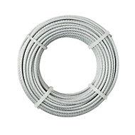 Câble gaine Diall ø3.5 mm, 20 m
